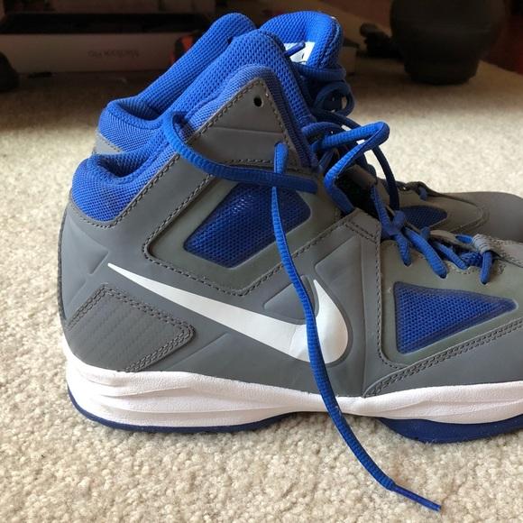 Desnudo Independiente erupción  Nike Shoes | Nike Zoom Born Ready Mens Basketball Shoes | Poshmark
